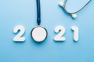Stethoscope with 2021